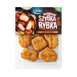 Szybka Rybka – nuggetsy z mintaja 125g