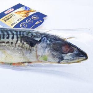 Makrela z warzywami na grill 400g