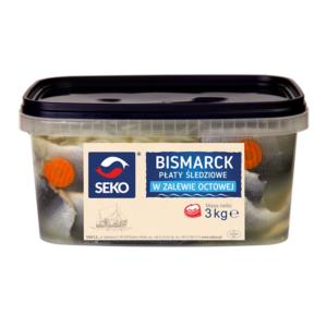 Bismarck – płaty śledziowe 2/3kg