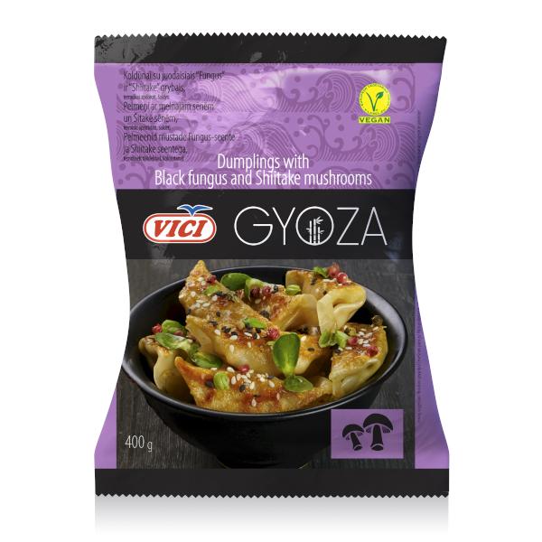 Gyoza z grzybami Shiitake i Mun 400g